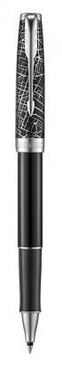 Ручка роллер Parker Sonnet Special Edition 2018 Metro Black CT