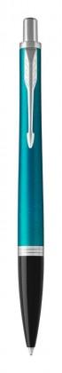 Шариковая ручка Parker Urban Vibrant Blue CT