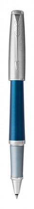 Ручка роллер Parker Urban Premium Dark Blue CT