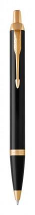 Шариковая ручка Parker IM Metal Black GT