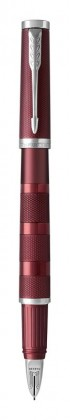 Ручка Parker 5-th Пятый элемент Ingenuity Deluxe Large Deep Red PVD
