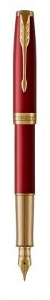 Перьевая ручка Parker Sonnet Laque Red GT