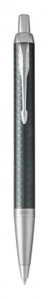Шариковая ручка Parker IM Premium Dark Green CT