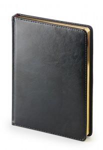 Ежедневник недатированный А5 (чёрный)
